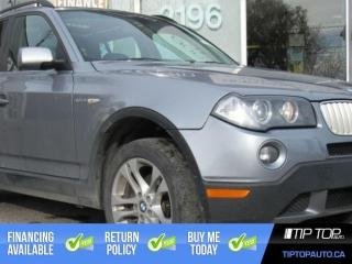 Used 2008 BMW X3 3.0si ** AWD, Nav, Leather, Pano Sunroof ** for sale in Bowmanville, ON