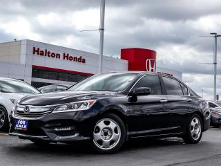 Used 2016 Honda Accord EXL SERVICE HISTORY  for sale in Burlington, ON