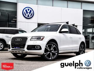 Used 2014 Audi Q5 Quattro for sale in Guelph, ON