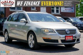 Used 2008 Volkswagen Passat WAGON | LEATHER | SUNROOF | HEATED SEATS for sale in Hamilton, ON