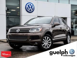 Used 2012 Volkswagen Touareg Highline As-Traded Special for sale in Guelph, ON