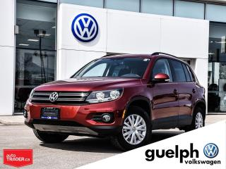 Used 2015 Volkswagen Tiguan Special Edition - Push Button - AWD for sale in Guelph, ON