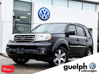 Used 2013 Honda Pilot Touring - Nav - Leather for sale in Guelph, ON