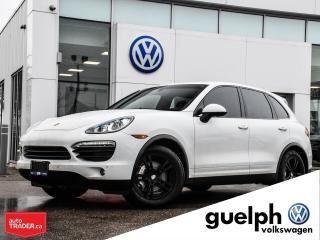 Used 2014 Porsche Cayenne S for sale in Guelph, ON