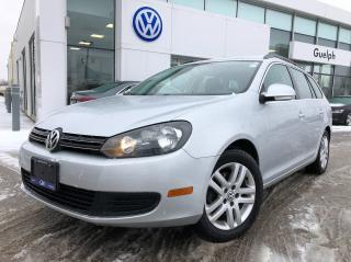 Used 2010 Volkswagen Golf Wagon Comfortline for sale in Guelph, ON