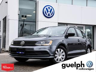 Used 2015 Volkswagen Jetta Trendline - New Brakes - 23,000KM for sale in Guelph, ON