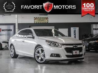 Used 2015 Chevrolet Malibu LTZ | LEATHER | SUNROOF | COLLISION CONTROL for sale in North York, ON
