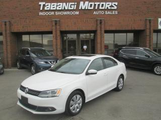 Used 2013 Volkswagen Jetta HIGHLINE | DIESEL | LEATHER | SUNROOF | HEATED SEATS | B\T for sale in Mississauga, ON