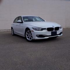 Used 2014 BMW 3 Series 4dr Sdn 320i RWD for sale in Edmonton, AB