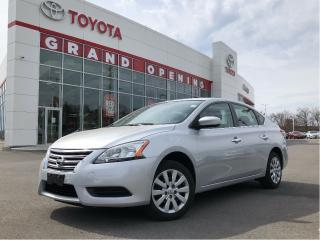 Used 2015 Nissan Sentra 1.8 SL for sale in Pickering, ON