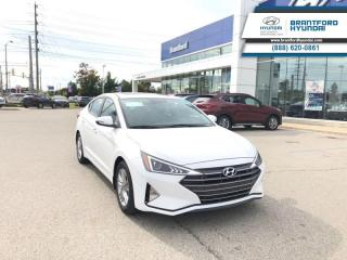 New 2019 Hyundai Elantra Preferred w/sun and safety pkg  - $125.29 B/W for sale in Brantford, ON