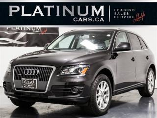 Used 2012 Audi Q5 2.0T Quattro PREMIUM, NAVI, PANO, B&O Sound for sale in Toronto, ON