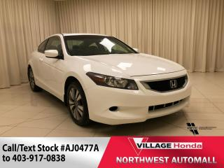 Used 2008 Honda Accord Cpe EX-L for sale in Calgary, AB