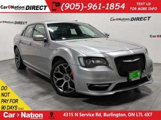 Used 2018 Chrysler 300 S| LEATHER| PANO ROOF| NAVI| for sale in Burlington, ON