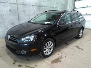 Used 2013 Volkswagen Golf Wagon TDI * DIESEL * COMFORTLINE * SIEGES CHAUFFANT for sale in St-Nicolas, QC