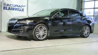 Used 2016 Acura TLX SH-AWD ÉLITE ** A-SPEC ** for sale in Blainville, QC