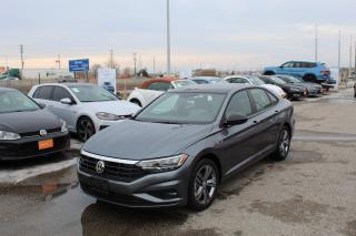 Used 2019 Volkswagen Jetta 1.4 TSI Highline + R-Line! for sale in Whitby, ON