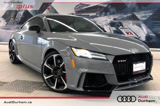 Used 2018 Audi TT RS 2.5T + CarPlay | Audi Care | AWD for sale in Whitby, ON