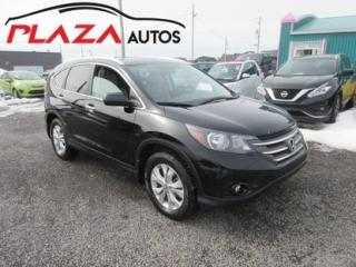 Used 2014 Honda CR-V Touring for sale in Beauport, QC