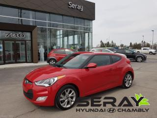 Used 2016 Hyundai Veloster Mags, Bluetooth for sale in Chambly, QC