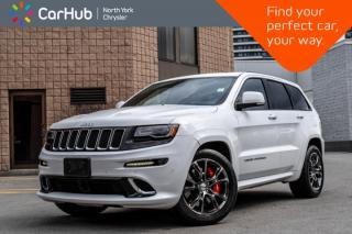Used 2016 Jeep Grand Cherokee SRT|AWD|Luxury.Pkg|Blindspot|H.K.Audio|Pano_Sunroof| for sale in Thornhill, ON