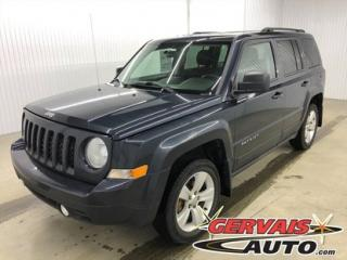 Used 2014 Jeep Patriot North Mags,4x4 for sale in Shawinigan, QC