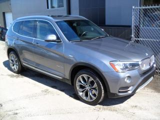 Used 2015 BMW X3 28d DIESEL SUPER ECONO FULL + FULL GARAN for sale in Laval, QC