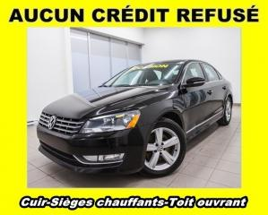 Used 2012 Volkswagen Passat 2.0 Tdi T.ouvrant for sale in St-Jérôme, QC