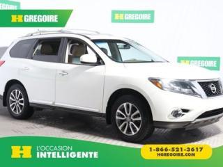 Used 2014 Nissan Pathfinder Sl Awd Cuir Toit for sale in St-Léonard, QC