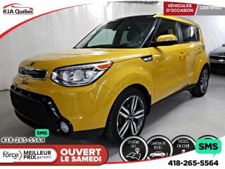 Used 2015 Kia Soul Sx Luxe Gps Toit for sale in Québec, QC