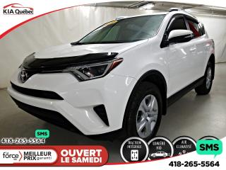 Used 2016 Toyota RAV4 Le Awd Cruise for sale in Québec, QC