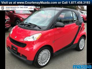 Used 2010 Smart fortwo pure cpé for sale in Courtenay, BC