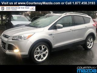 Used 2015 Ford Escape Titanium - 4WD for sale in Courtenay, BC