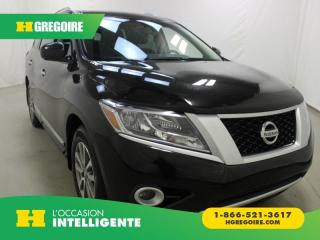 Used 2015 Nissan Pathfinder SL AWD MAGS CUIR for sale in St-Léonard, QC