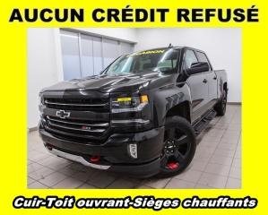 Used 2017 Chevrolet Silverado 1500 Red Line 4x4 for sale in St-Jérôme, QC