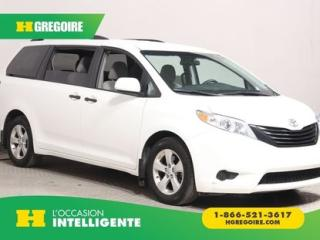 Used 2017 Toyota Sienna 5DR 7-PASS FWD A/C for sale in St-Léonard, QC