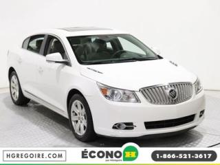 Used 2011 Buick LaCrosse CXL AWD CUIR for sale in St-Léonard, QC