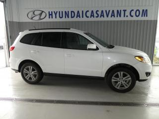Used 2010 Hyundai Santa Fe GL SPORT for sale in St-Hyacinthe, QC