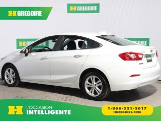 Used 2017 Chevrolet Cruze LT A/C MAGS CAM for sale in St-Léonard, QC