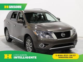 Used 2016 Nissan Pathfinder Sl Awd Cuir for sale in St-Léonard, QC