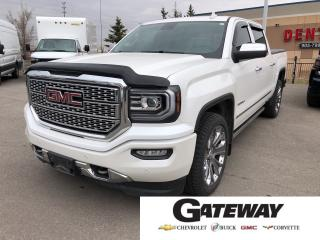 Used 2017 GMC Sierra 1500 DENALI|4X4|NAV|ROOF|22 WHLS|1-OWNER!| for sale in Brampton, ON