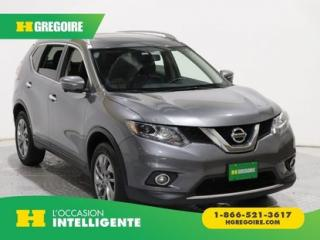 Used 2015 Nissan Rogue SL AWD MAGS CUIR for sale in St-Léonard, QC