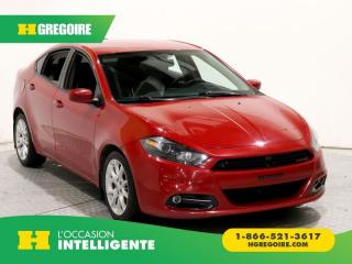 Used 2013 Dodge Dart Sxt A/c Mags for sale in St-Léonard, QC