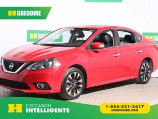 Used 2016 Nissan Sentra SR A/C CUIR TOIT for sale in St-Léonard, QC