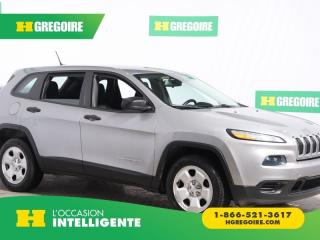 Used 2014 Jeep Cherokee SPORT A/C CAM for sale in St-Léonard, QC