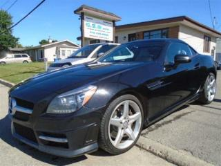 Used 2012 Mercedes-Benz SLK350 for sale in Ancienne Lorette, QC
