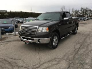 Used 2007 Ford F-150 XLT SuperCrew Short Box 4WD for sale in Newmarket, ON