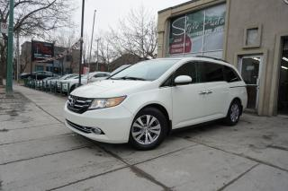 Used 2015 Honda Odyssey Familiale, 4 portes, EX-L avec RES for sale in Laval, QC