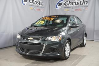 Used 2017 Chevrolet Sonic Lt Dem A Distance for sale in Montréal, QC