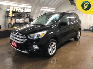Used 2018 Ford Escape 4WD * Navigation *  Panoramic Sunroof * Leather interior * Power tailgate * Ford SYNC Microsoft *  Passive entry * Voice recognition * Phone connect * for sale in Cambridge, ON